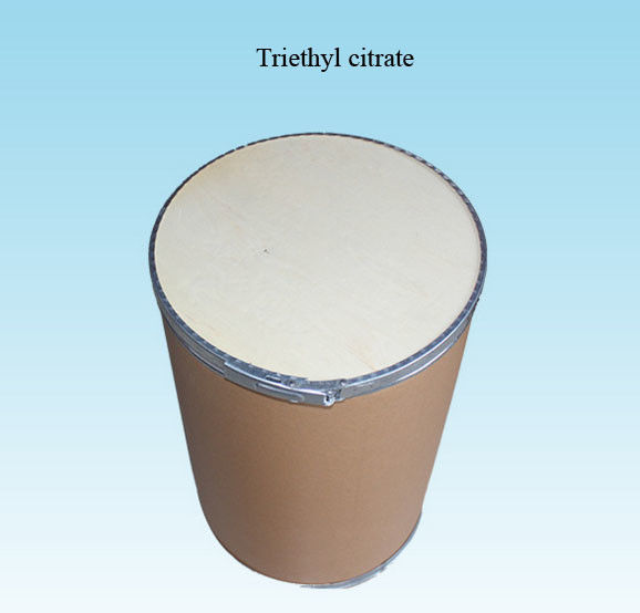 Environmental Plasticizer Medical Intermediate Of Cellulose Resin 99.5% Triethyl Citrate